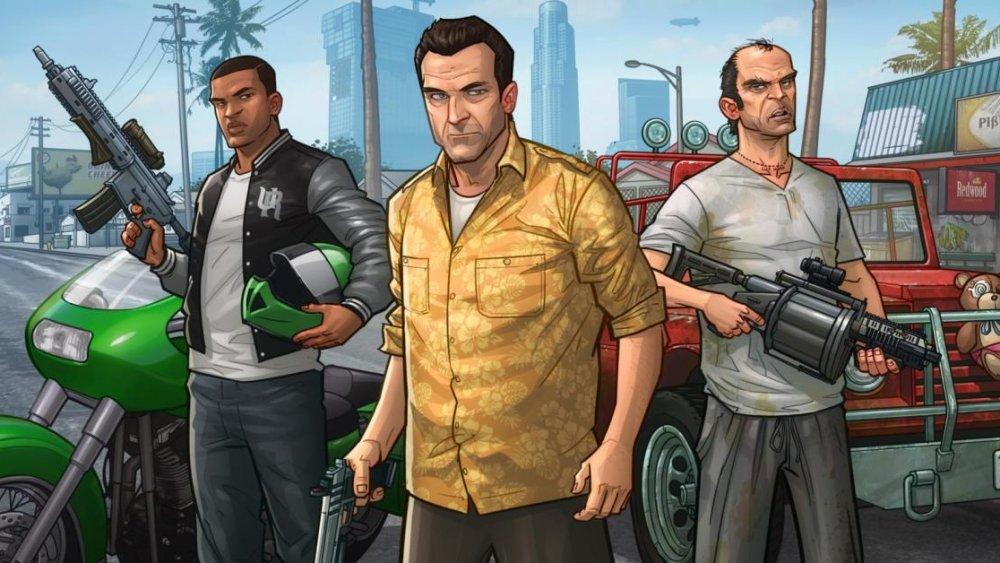 GTA 5 game